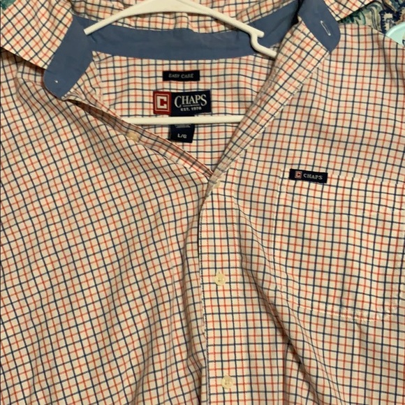 Chaps Other - Chaps button down